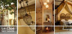 le clos saint saourde, maison d'hotes de charme en provence
