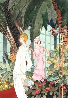 'Mourning Wedding' by Bradley Clark - Illustration from United States