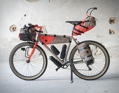 Fern Chuck Touring Bike