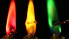 Aprenda a fazer o fogo colorido dos fogos de artifício em casa para apresentar na feira de ciências. Essa experiência de química é simples e fácil. Deixe o fogo verde, azul, vermelho, amarelo, branco e dourado. Vai ser um show de pirotecnia!                                                                                                                                                                                 Mais