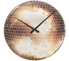 Zegar disco