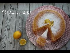 No Bake Pies, Cantaloupe, Baking, Fruit, Recipes, Youtube, Food, Lemon, Simple