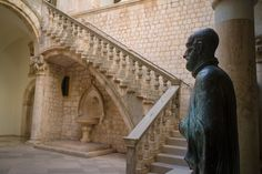 Inside Dubrovnik Rector's palace 1