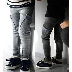 Thick Fleece Pants