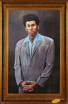 Seinfeld - Kramer Poster na AllPosters.com.br  http://www.allposters.com.br/-sp/Seinfeld-Kramer-posters_i8088948_.htm