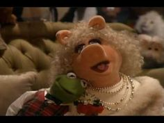 MERRY CHRISTMAS EVERYONE!   Music video to the song Have Yourself a Merry Little Christmas, performed by Kermit the Frog.
