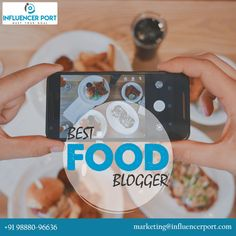 If you are in search of BEST FOOD BLOGGER in India then here we have a complete list of best bloggers. Now you can get all the knowledge by following them. #influencer #influencerport #influencermarket #sales #goals #marketing#business #saleidea #startup #travel #bloger #advertising #onlineadvertisement #adv #facebook #instagram #socialmedia #food Online Advertising, Influencer Marketing, Facebook Instagram, Knowledge, Social Media, Goals, India, Search, Business
