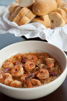 Killer Shrimp! We miss this SoCal restaurant so love to make this every so often!
