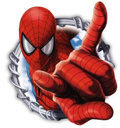 Creation of design assets for Marvel Entertainment's Amazing Spider-Man style guide, which included badge, pattern and iconography design. Spiderman Cake Topper, Spiderman Theme, Superhero Cake, Superhero Birthday Party, Image Spiderman, Spiderman Pictures, Amazing Spiderman, Spider Men, Mens Style Guide