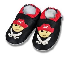 Awesome Pirate Slippers!