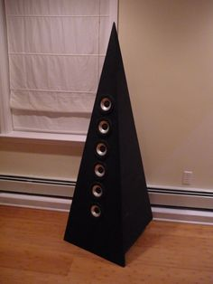 Pyramid 20 Speakers by Jartone on Etsy, $1800.00