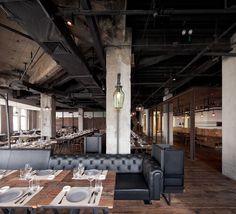 Mercato Restaurant Shanghai by Neri&Hu | Yellowtrace.