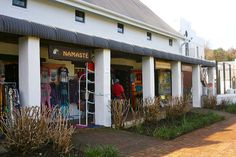 Noordhoek offers a relaxed shopping experience.