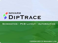 DipTrace v.2.3.1.0 (2015) PC | RePack by D!akov