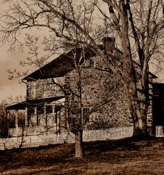 George and Dorothy Rose Farm, Gettysburg, PA, located in what has come to be known as The Wheatfield.