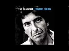 Leonard Cohen - Take this waltz - YouTube..RIP dear LC...we will remember you 'so long'...G