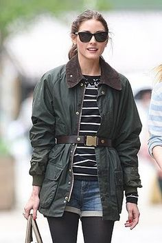 1000 Images About Celebs Wearing Barbour On Pinterest
