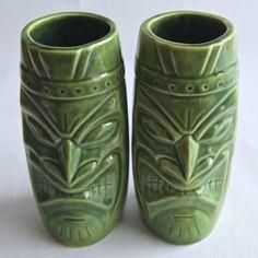 """Warrior"" tiki mug. ""Wojownik""- tiki mugs. Hand-made. 550ml. by Benusha - ceramika"