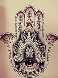 Resultado de imagem para mao de fatima tatuagem significado