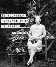 Oscar Wilde Quote | #wordsquotes #oscarwilde
