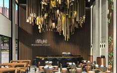 Top 20 Shenzhen Interior Designers Interior Fit Out, Bar Interior Design, Interior Design Companies, Modern Chandelier, Chandeliers, Carpentry And Joinery, World Decor, Shenzhen, Design Firms