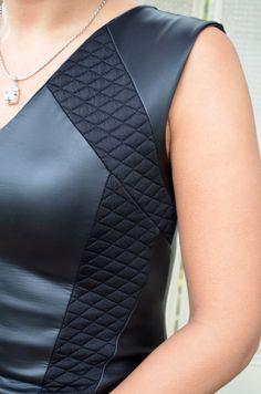 Jus d'orange Paris Dress £75, Martine Wester Necklace £19