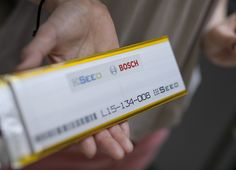 Bosch invents new electric car battery to double mileage