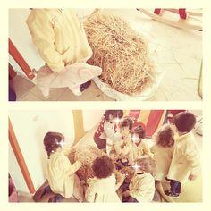 Proyecto de los tres cerditos en el primer ciclo de educación infantil