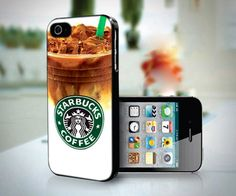 STARBUCKS Chilled Coffee Photo design for iPhone 5 case