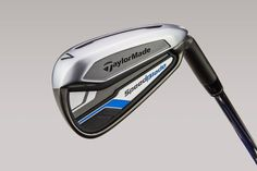 First Look: TaylorMade SpeedBlade Irons