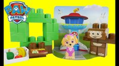 PAW PATROL Skye and Monkey Ionix Lego Blocks For Preschool Disney Baby Toys  This is an educational learning video with toys that can help with eye-hand coordination fine motor skills and learning English as a second language (ESL).  Subscribe here to never miss a video: https://www.youtube.com/channel/UCsRW8ikkc-uISUXtNKBfFcw?sub_confirmation=1  - Watch my last video: https://youtu.be/LHvvw33riZA  Sparkle Spice is a channel where we make learning videos for preschools babies and toddlers…