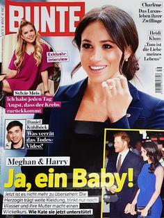2018: Meghan von Grossbritannien Heidi Klum, Adele, Royals Today, Interview, Videos, Movie Posters, Movies, Luxury Life, Twins