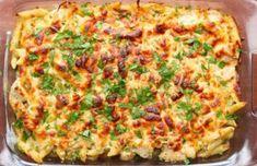 Κοτόπουλο με πένες και τυριά φούρνου !!! ~ ΜΑΓΕΙΡΙΚΗ ΚΑΙ ΣΥΝΤΑΓΕΣ 2 Oven Chicken, Baked Chicken, Penne, Make Mozzarella Cheese, Parmesan, Holiday Recipes, Dinner Recipes, Pasta Recipies, Crockpot Recipes