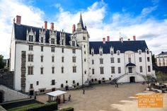 chateau des ducs de bretagne - nantes france