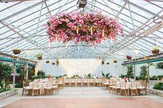Sara   Brooks \ Philadelphia Fairmount Horticulture Center Wedding Photography