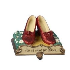 It's All About the Shoes - Wizard of Oz  http://www.squidoo.com/wizard-of-oz-quotes