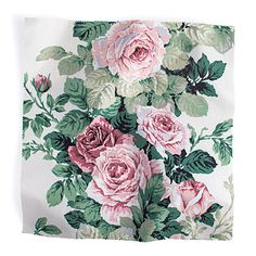 Cabbage Rose - Classic Southern Chintz Fabric Patterns | Southern Living