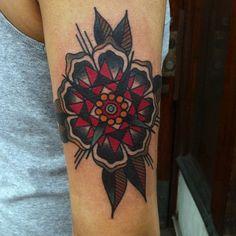 Interesting take on classic tattoo art - Jonas Nyberg (Goteberg, Sweden)