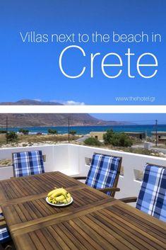 Family Villas in Crete, Chania, Kreta Villa luxury rentals in Chania, Rethymno, Elounda Summer Vacations, Vacation Spots, Crete Holiday, Crete Island, Nature View, Crete Greece, Limousine, Ultimate Travel, Luxury Villa