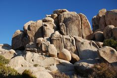 Joshua Tree National Park - Wikipedia, the free encyclopedia