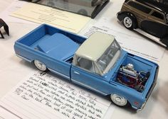Chevy Models, Plastic Model Cars, Kit Cars, Scale Models, Vans, Trucks, Model Kits, Toy, Van