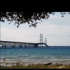 This bridge takes me to my sister & niece! <3