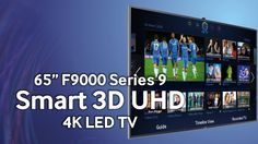 Visit https://www.youtube.com/watch?v=Z33njHuTgJ4 if you want to find out more details about the Samsung F9000 UHDTV. With the latest technology and sleek minimalist modern design, the Samsung F9000 UHD TV brings equipped with features and design to your home.  The picture quality is stunning carrying all the incredible details, whereas a more immersive entertainment. The best picture UHD today and in the future without having to buy a new TV.