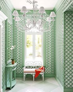 Lattice Interior Walls are Making a Comeback | Apartment Therapy