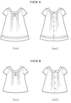 family reunion dress sewing pattern