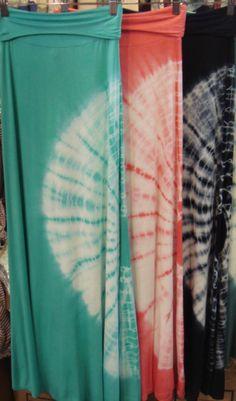 Naomi Tie Dye Skirt