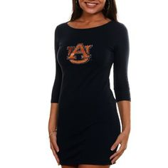 Auburn Fitted Rhinestone Dress, love the sparkly logo!     For Great Sports Stories and Audio Podcasts Visit our Blog at www.RollTideWarEagle.com