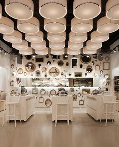 Skins 6 2 by Uxus Las Vegas 02 Shop Interior Design, Retail Design, Interior Design Inspiration, Store Design, Work Inspiration, Interior Ideas, Interior Styling, Design Commercial, Commercial Interiors