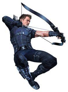 Hawkeye alt art - Captain America: Civil War