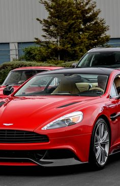 #LuxuryCars #AstonMartin Vanquish- L.S.